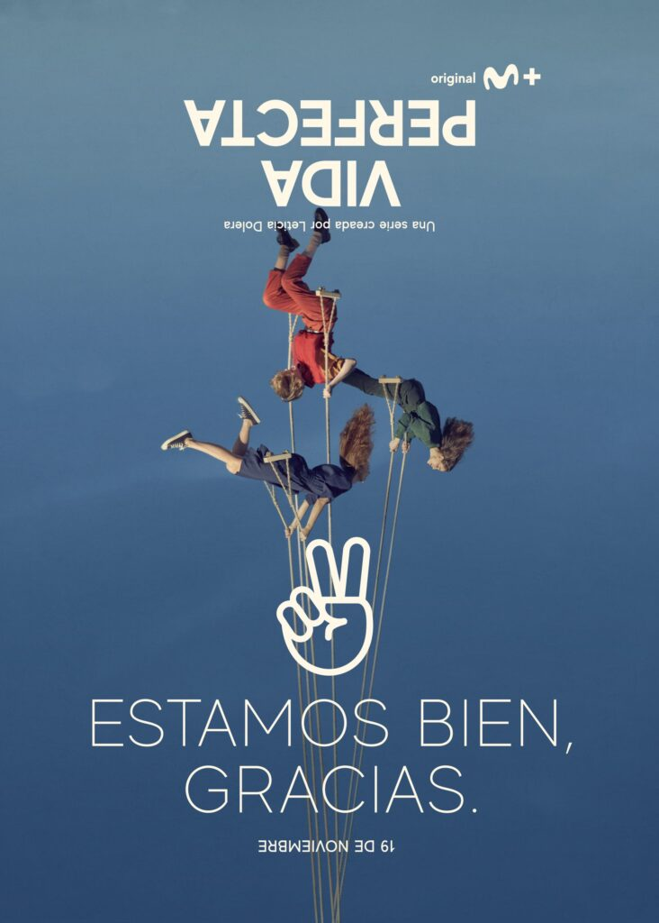 'Vida Perfecta' estrenará su segunda temporada completa en Movistar+ • En tu pantalla