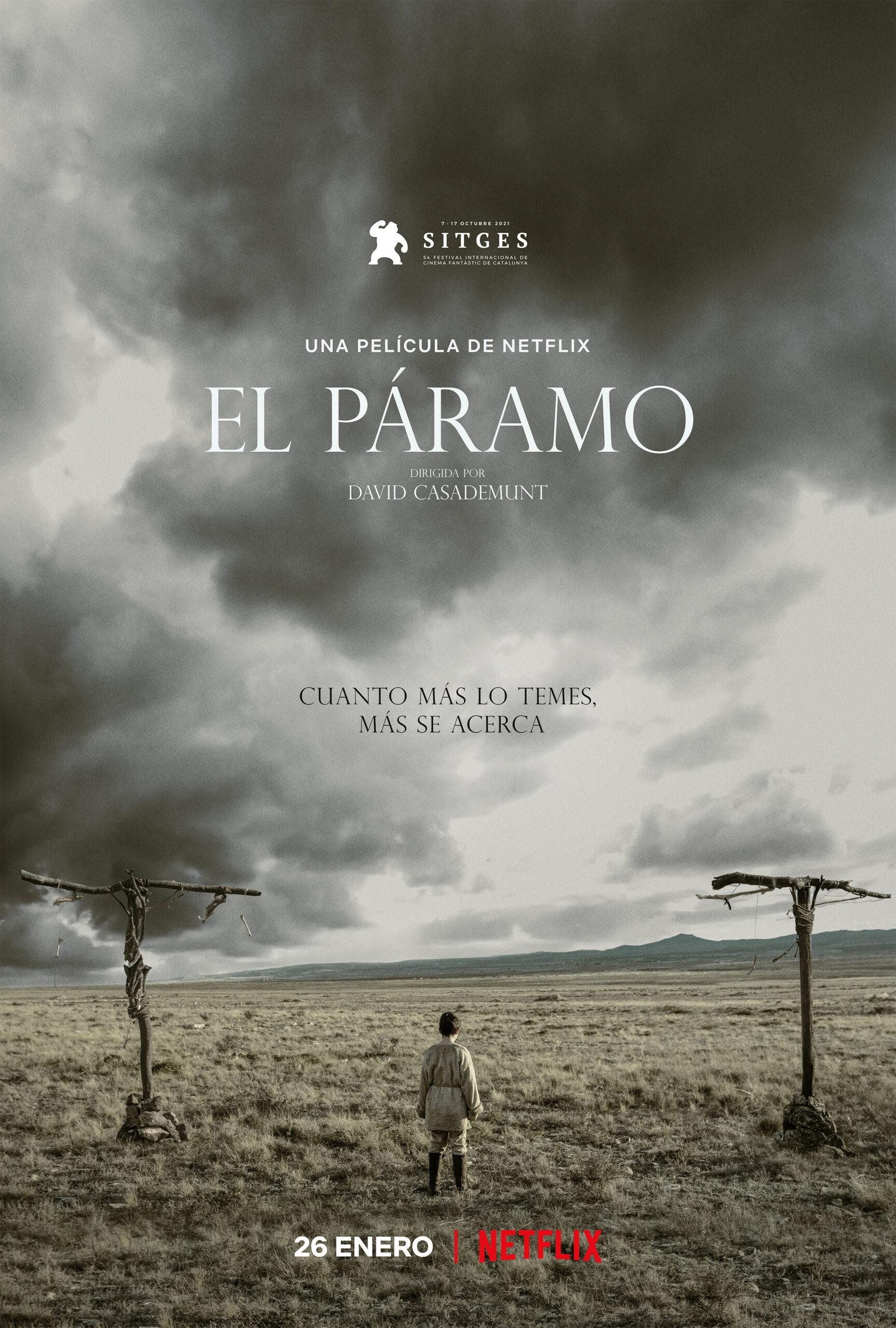 'El páramo': Teaser tráiler, póster y fecha de estreno de la ópera prima de David Casademunt • En tu pantalla