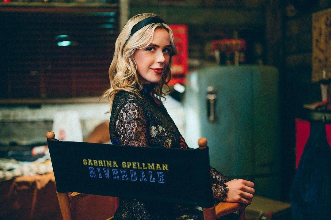 Sabrina llegará a 'Riverdale' en su 6ª temporada • En tu pantalla
