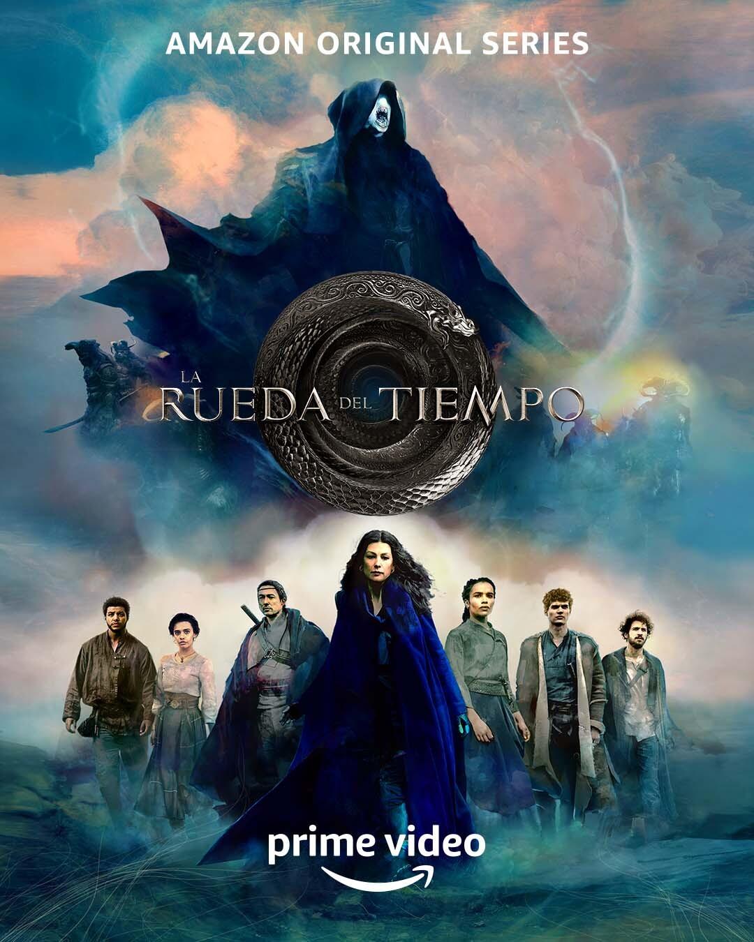 'La rueda del tiempo': Amazon Prime Video lanza el póster oficial de la serie • En tu pantalla