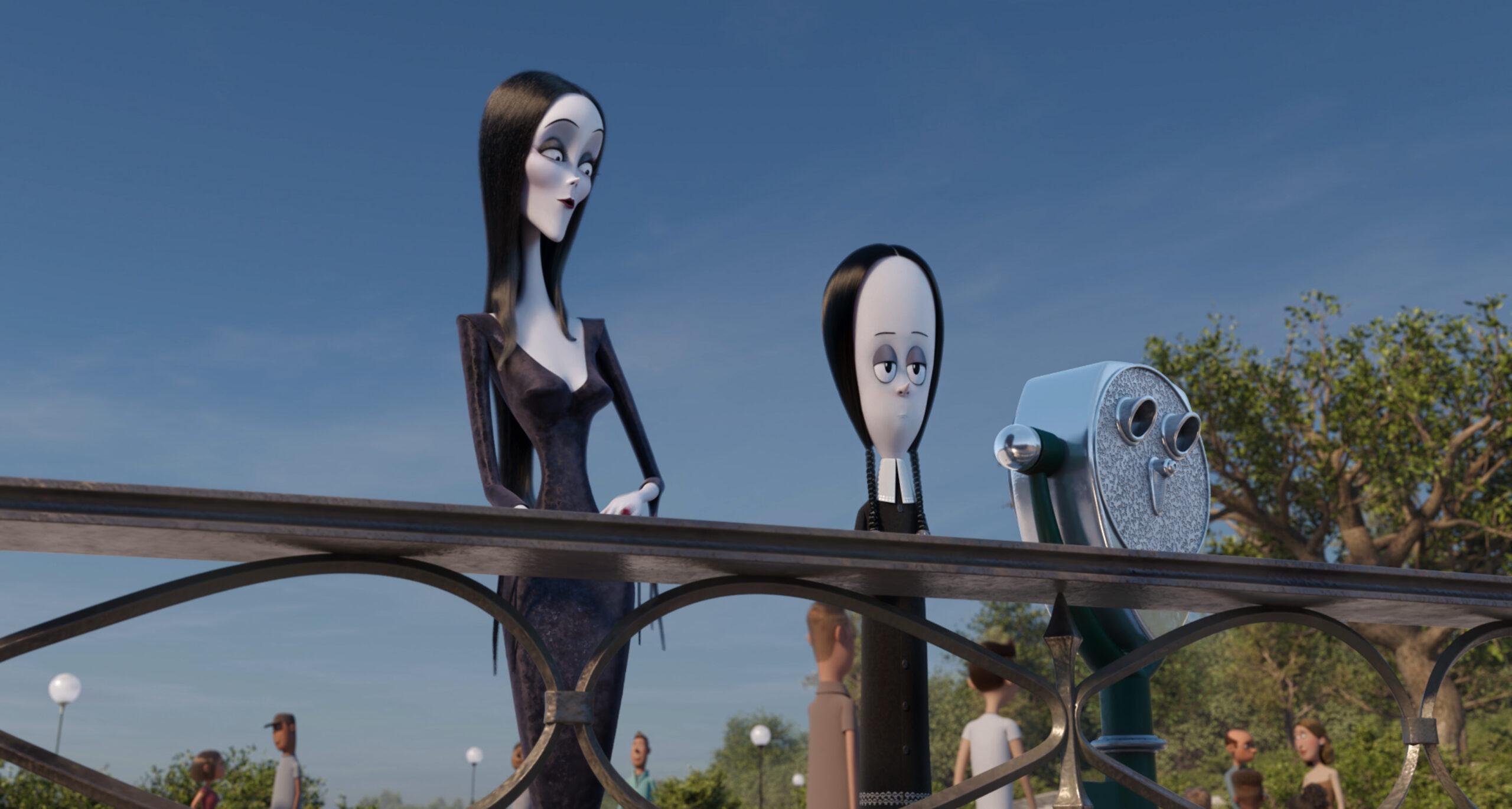 'La familia Addams 2'. (Fuente: Universal Pictures)