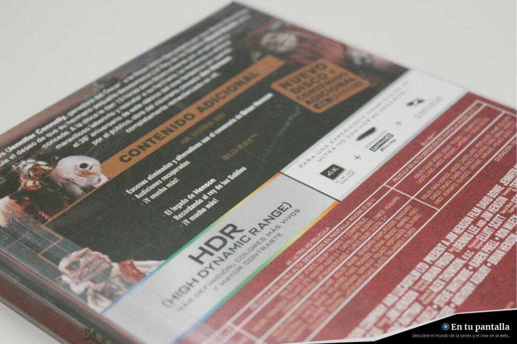 'Dentro del laberinto': Un vistazo al nuevopack 4K Ultra HD • En tu pantalla