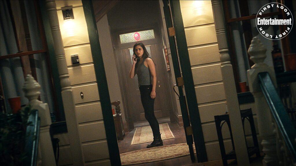 'Scream': Primeras imágenes de la nueva entrega del slasher • En tu pantalla
