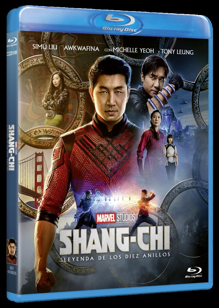 'Shang-Chi y la leyenda de los diez anillos' llegará en 4K, Steelbook, Blu-ray y Dvd en Noviembre • En tu pantalla